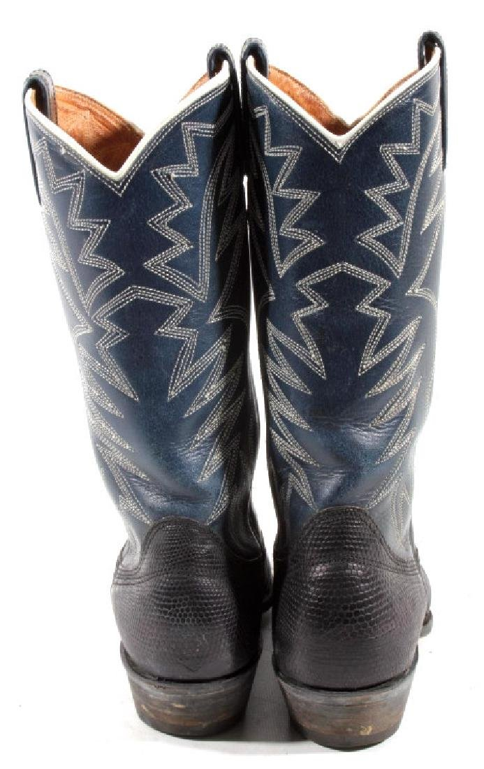 Nocona Leather and Lizard Boots in Box - 6