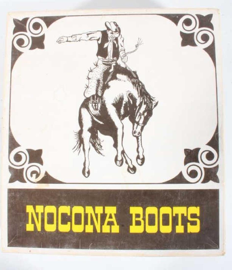 Nocona Leather and Lizard Boots in Box - 9