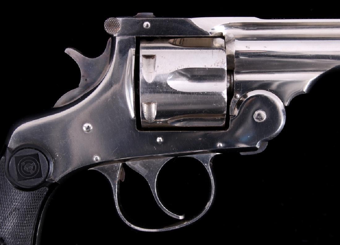 Harrington & Richardson .32 Top Break D/A Revolver - 8