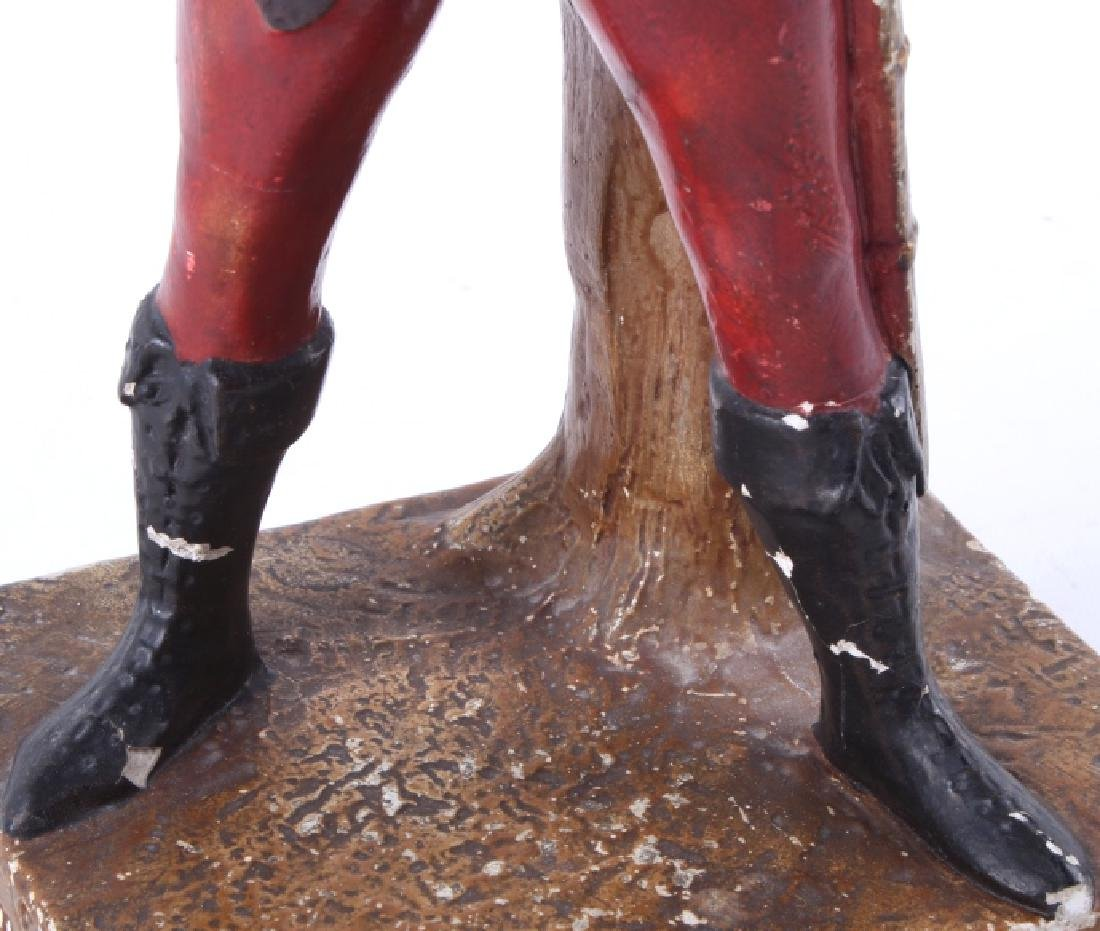 Vintage Robin Hood Shoes Advertising Figure - 5