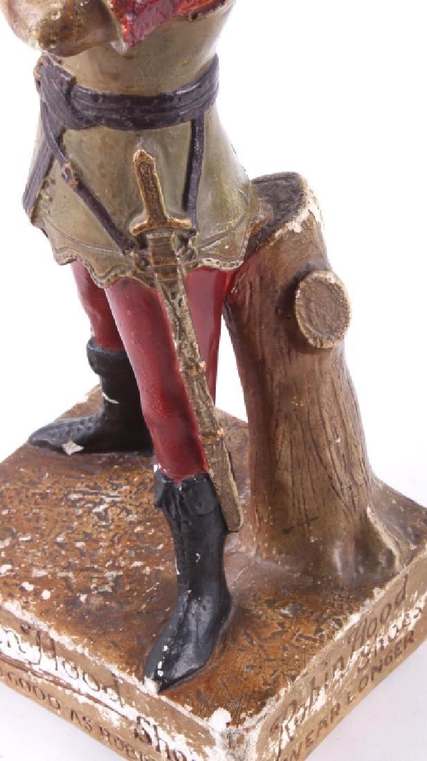 Vintage Robin Hood Shoes Advertising Figure - 6