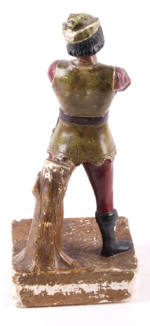 Vintage Robin Hood Shoes Advertising Figure - 9
