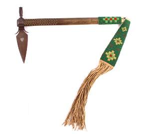 Nez Perce Tomahawk from James Kash Kash 19th C.