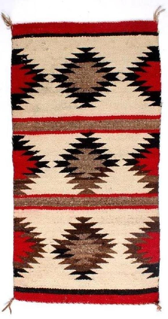 Navajo Native American Small Chinle Pattern Rug