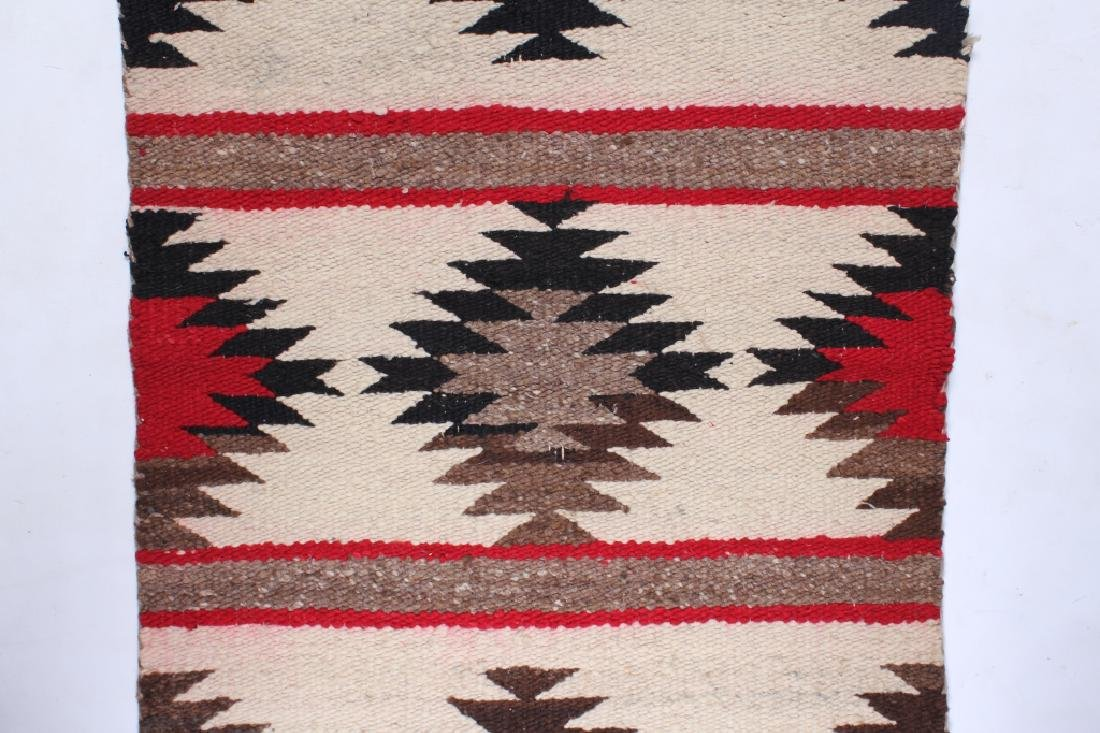 Navajo Native American Small Chinle Pattern Rug - 3