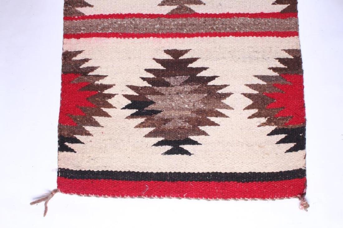 Navajo Native American Small Chinle Pattern Rug - 4