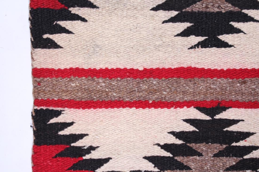 Navajo Native American Small Chinle Pattern Rug - 5