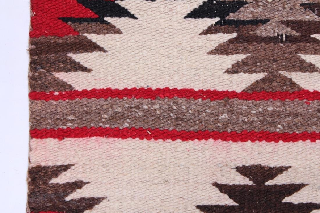 Navajo Native American Small Chinle Pattern Rug - 6