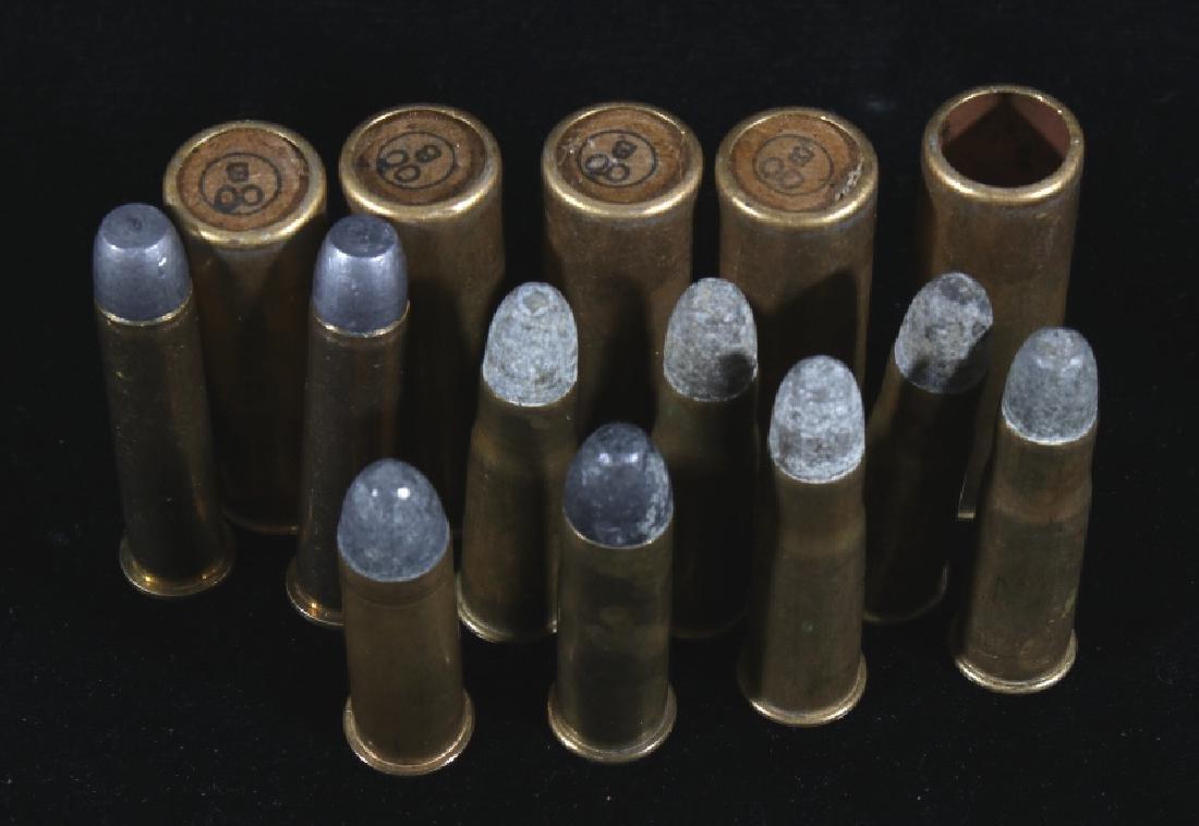 Collection of Antique Ammunition & Brass Shells