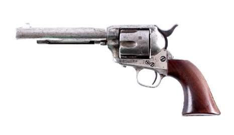 Battle of Little Bighorn Arikara Scout US Colt SAA