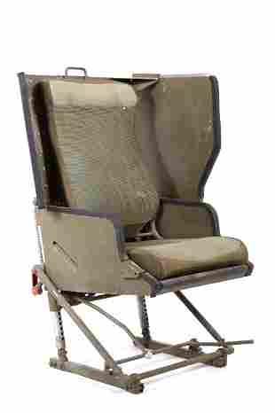 RARE Mid to Late 20th C UH1BD CoPilot Chair