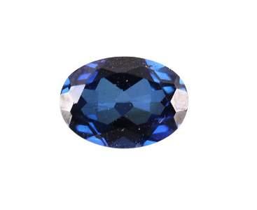 Montana Yogo Sapphire 1.05 carat AA Clarity RARE