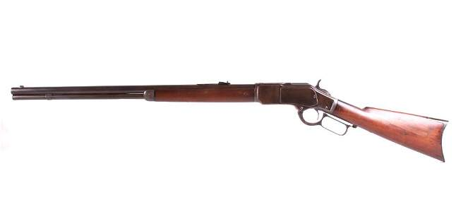 Winchester Model 1873 Lever Action .32 WCF Rifle