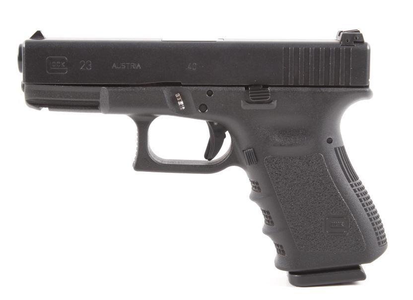Glock Gen. 3 Model 23 .40 S&W Pistol w/ Hard Case