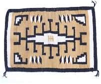 Navajo Two Grey Hills Trading Post Rug