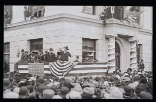 Teddy At Missoula 1911 Photograph Postcard
