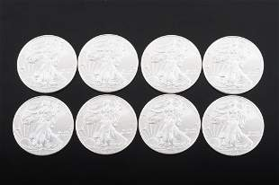 Liberty American Eagle 1 OZ Silver Coin Collection