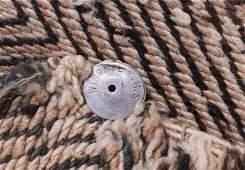 Navajo Fort Wingate Gallup, NM Wool Rug c. 1900