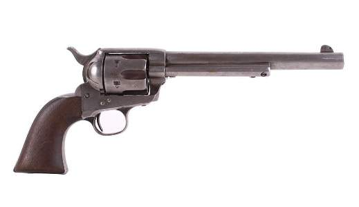 US Contract Colt Cavalry Single Action Army c.1887