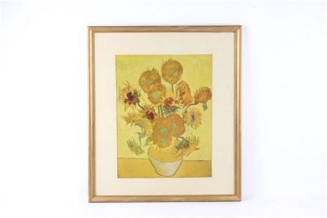 After Vincent Van Gogh 18531980 Flowered Pot