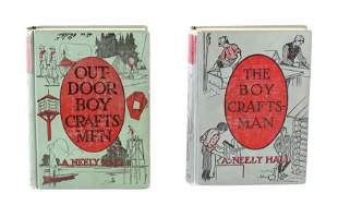 Frist Editiion A Neely Hall Craftsman Books