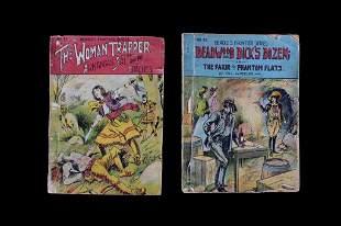 Beadles Frontier Series circa 1883 1908 2