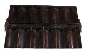 Vintage Cast Iron French Roll Pan Barstow Stove