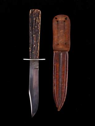 J. Russell & Co. Green River Works Bowie Knife