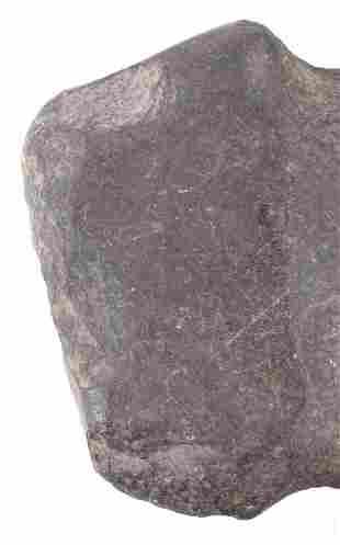 Pre-Columbian Archaic Stone Axe Head 3/4 Groove