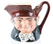 Old Charley Royal Doulton & Co Toby Character Mug