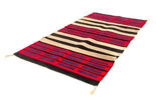 Chief's Blanket Second Phase Rug Alfonzo Santiago