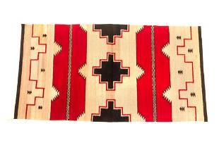 Third Phase Chiefs Blanket Pueblo Rug by Hernandez