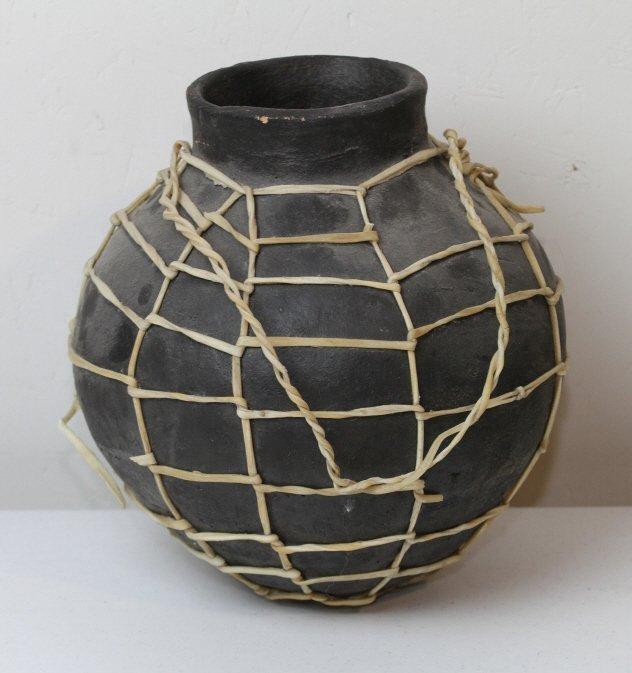 2: Hand Made Native American Pot