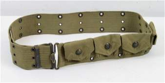 285 WWI 45 Pistol Amo Belt