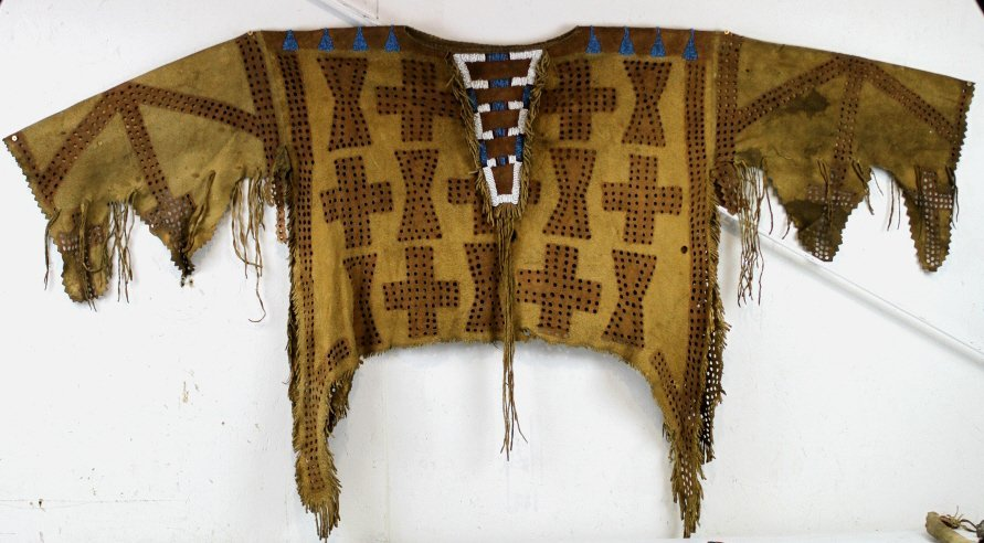 Blackfoot Indian War Shirt