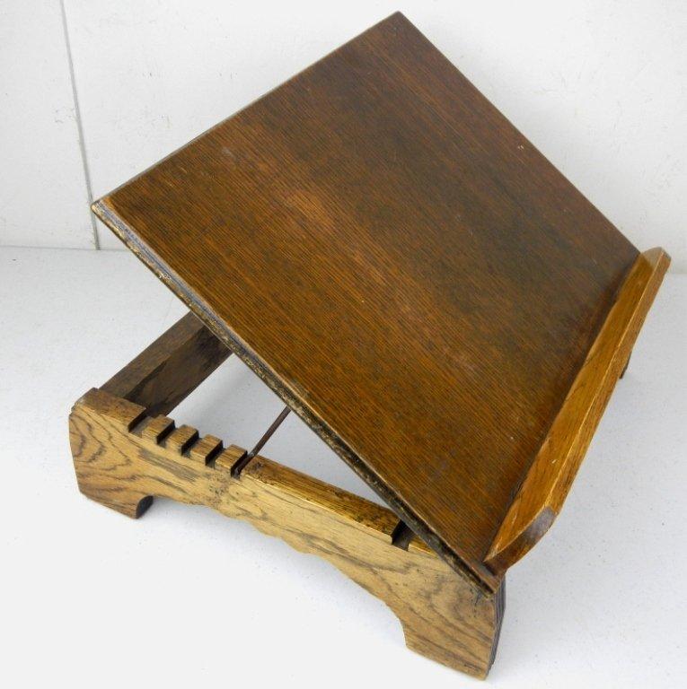 Antique Table Top Podium