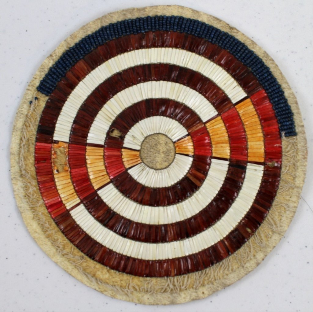 Sioux Quill Work Patch