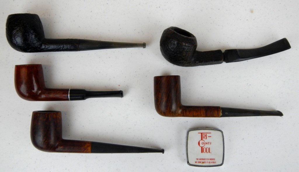 Old Pipe Collection