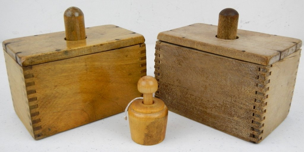 Antique Butter Molds