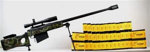 Harris-McMillan M93 .50 Cal Sniper Rifle