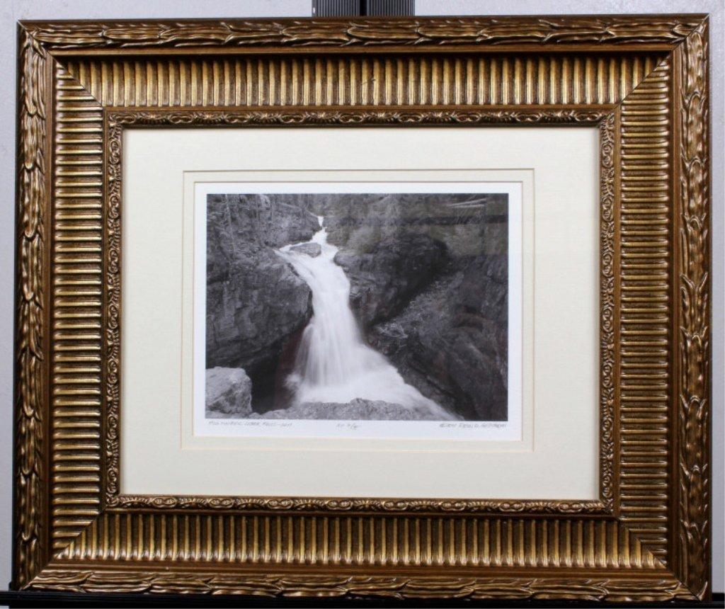 """Big Timber Creek Falls"" by Rein Gillstrom"