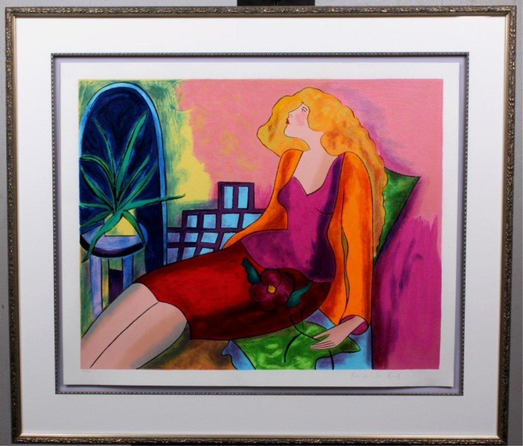 """""""Maroc 96"""" by Linda LeKniff (1949-)"""