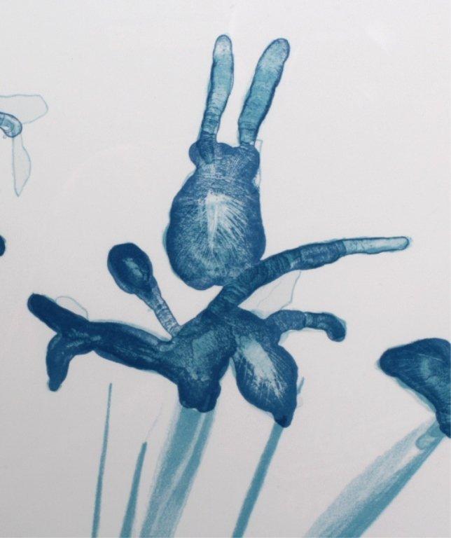 """""""Still Life with Book"""" by David Hockney - 4"""