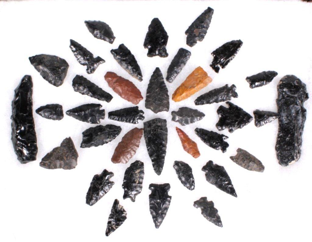 Montana and Idaho Arrowhead Collection