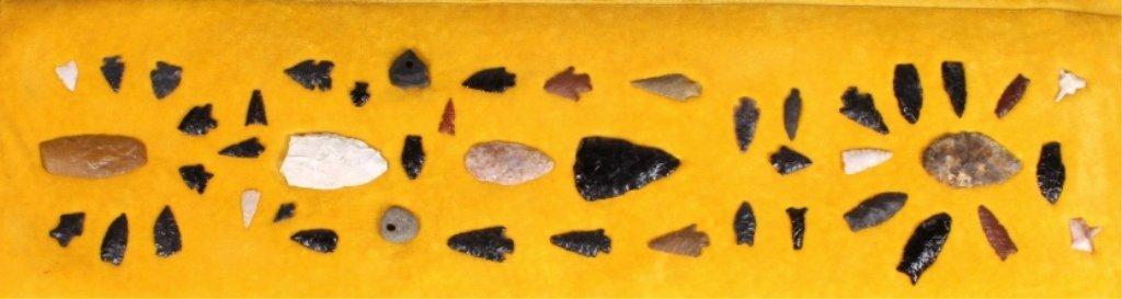 Idaho Arrowhead, Skinners, and Spear Points