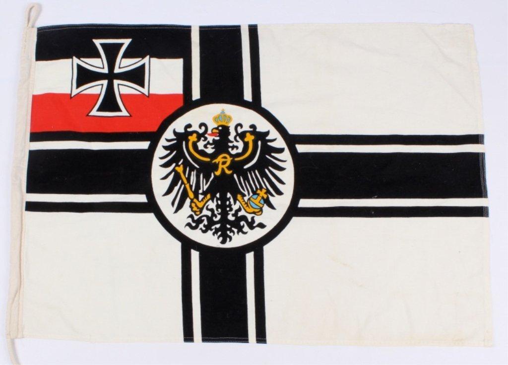 Kriegsflagge U-29 Flag 1867-1871