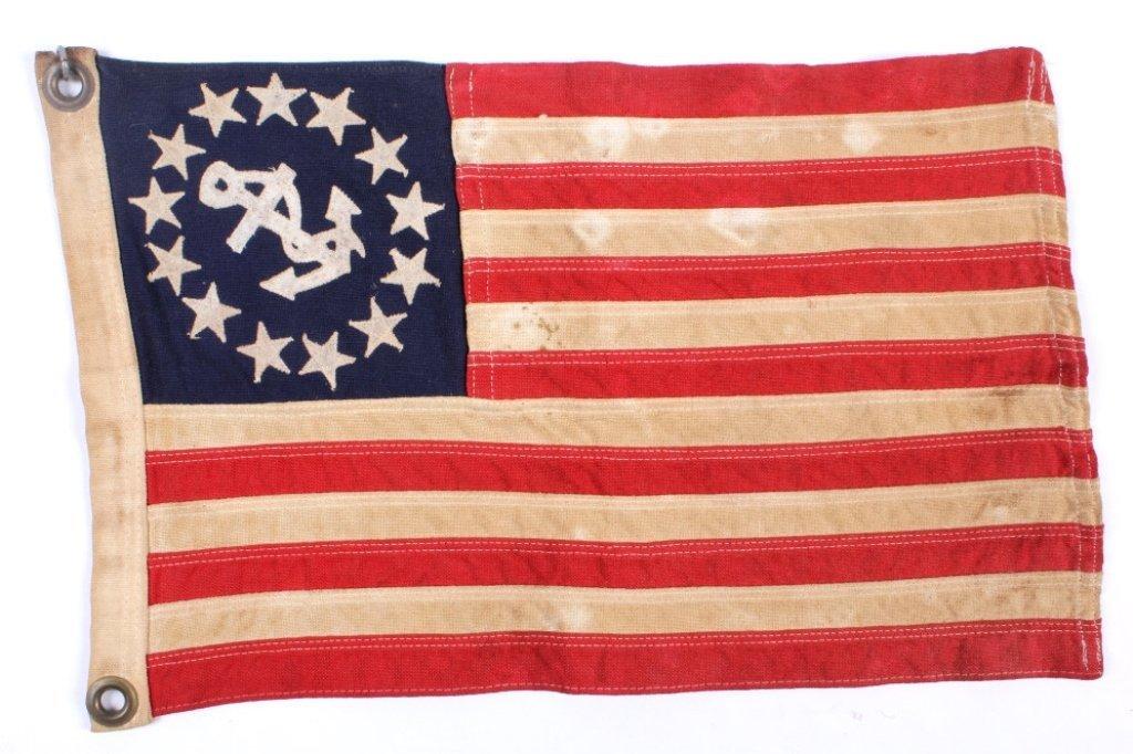 U.S. Navy Flag 1895-1916