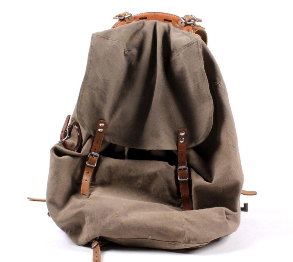 WWII Swedish Backpack
