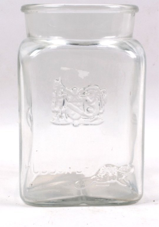 Hudson Bay Glass Container