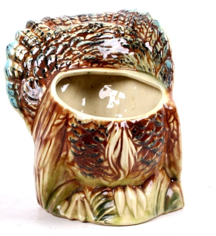Vintage McCoy Turkey Cookie Jar - 3